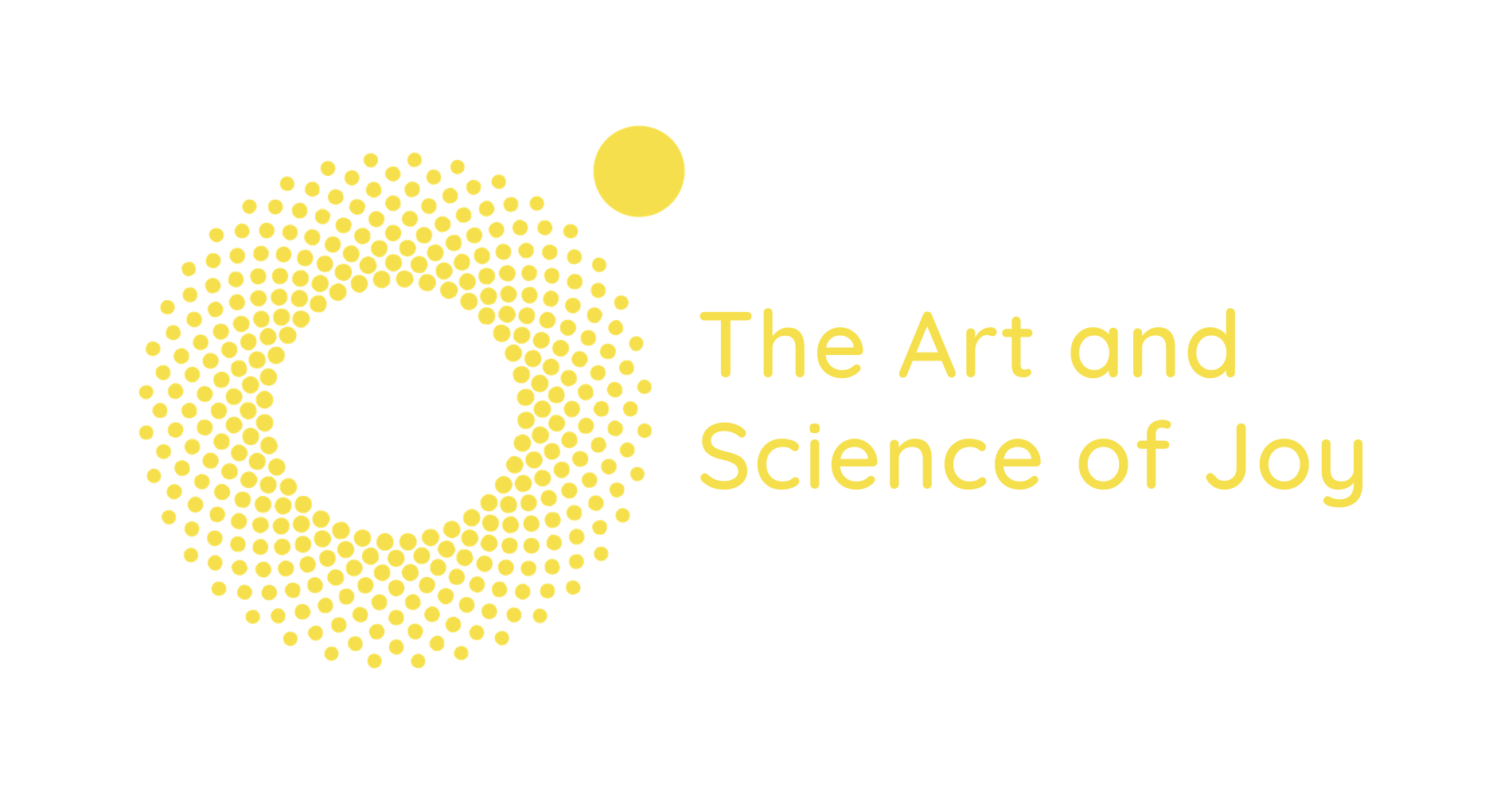 The-art-and-science-of-joy-logo-long